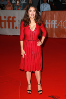Salma Hayek - TIFF: Septembers For Shiraz Premiere (9/15/15)