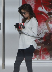 Eva Longoria - out in Beverly Hills 3/25/13