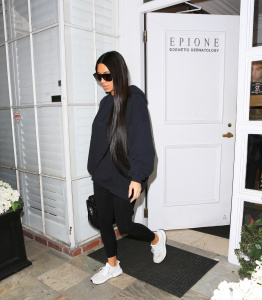 Kim Kardashian - At EPIONE in Beverly Hills - February 19th 2017