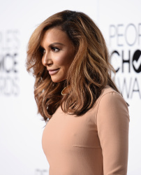 Naya Rivera - 40th Annual People's Choice Awards at Nokia Theatre L.A. 08-01-2014  39x updatet AbeVV9s1