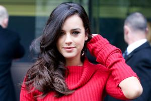 Georgia May Foote - London Fashion Week - February 17th 2017