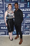 """Bryce Dallas Howard - at """"Watch What Happens Live with Andy Cohen"""" in NYC 1/26/17"""