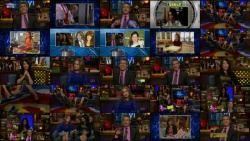 Katey Sagal and Giada De Laurentiis - Watch What Happens Live - 11-6-13