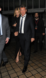 Sean Penn - Charlize Theron and Sean Penn - seen leaving Royal Festival Hall. London - February 16, 2015 (153xHQ) 7RzzAeXJ