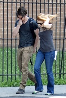 Джессика Честейн, фото 2299. Jessica Chastain 'The Disappearance of Eleanor Rigby' Set in New York City - July 24, 2012, foto 2299