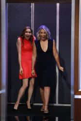 Jessica St. Clair & Lennon Parham - Jimmy Kimmel Live: June 13th 2017