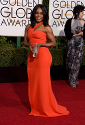 Angela Bassett - 73rd Annual Golden Globe Awards @ the Beverly Hilton Hotel in Beverly Hills - 01/10/16