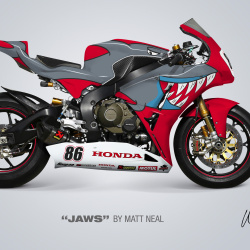 Honda Fireblade design competition