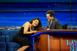 Priyanka Chopra - The Late Show with Stephen Colbert: February 3rd 2017