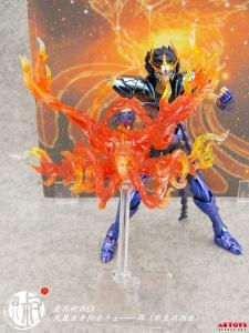 Phoenix Ikki - Virgo Shaka Effect Parts Set ActVdCDh