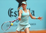 Eugenie Bouchard Mutua Madrid Open tennis tournament May 3-2015 x16