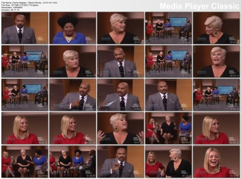 Carrie Keagan - Steve Harvey - 9-15-14