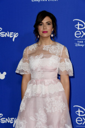 Mandy Moore - D23 Expo 2017 Day One @ the Anaheim Convention Center in Anaheim - 07/14/17