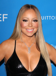 Mariah Carey - 6th Biennial UNICEF Ball @ the Beverly Wilshire Four Seasons Hotel in Beverly Hills - 01/12/16