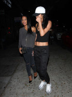 Christina Milian - At Warwick Night Club in Hollywood 6/22/16