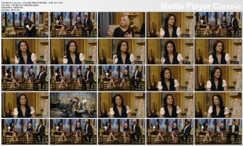 Lucy Liu - Live with Kelly & Michael - 4-30-14