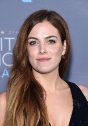 Riley Keough - 21st Annual Critics' Choice Awards @ Barker Hangar in Santa Monica - 01/17/15