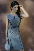 Дениз Милани, фото 5001. Denise Milani Business Suit (High Res) :, foto 5001
