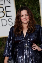 Melissa McCarthy - 73rd Annual Golden Globe Awards @ the Beverly Hilton Hotel in Beverly Hills - 01/10/16