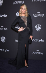 Molly Sims - 2016 InStyle & Warner Bros. 73rd Annual Golden Globe Awards Post-Party @ the Beverly Hilton Hotel in Beverly Hills - 01/10/16