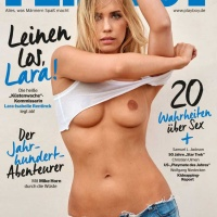 Magazine Playboy Germany - August 2016