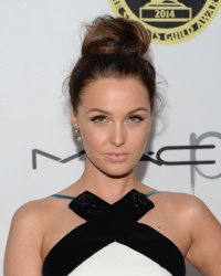 Camilla Luddington - The Annual Make-Up Artists and Hair Stylists Guild Awards @ Paramount Theater in Paramount Studios Lot in Hollywood - 02/15/14