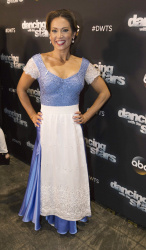 Ginger Zee - Dancing with the Stars Week Four