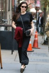 Liv Tyler as she lunches in New York with a friend October 22-2015 x20
