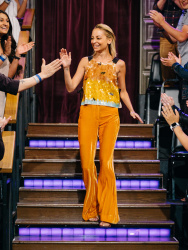 Nicole Richie - The Late Late Show with James Corden: April 24th 2017