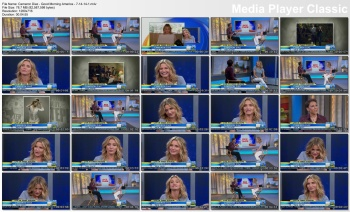 Cameron Diaz - Good Morning America - 7-14-14