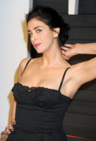 """Sarah Silverman """"2015 Vanity Fair Oscar Party hosted by Graydon Carter at Wallis Annenberg Center for the Performing Arts in Beverly Hills"""" (22.02.2015) 43x   7yxE4w0b"""