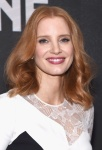 "Jessica Chastain - ""Miss Sloane"" screening at the Cinema Society 12/3/16"