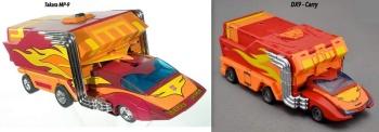 [DX9 Toys] Produit Tiers - Jouet D-06 Carry aka Rodimus et D-06T Terror aka Black Rodimus 1H3HuLVZ