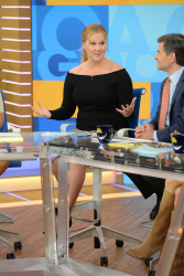 Amy Schumer - Good Morning America: March 6th 2017