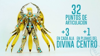 Galerie de la Vierge Soul of Gold (God Cloth) QDTYJD5d