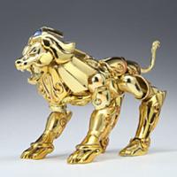 Leo Aiolia Gold Cloth Adw35Xoo