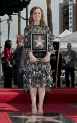 Amy Poehler - Honored with Hollywood Walk of Fame Star @ Hollywood Boulevard in Hollywood - 12/03/15