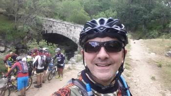14/06/2015 - Cercedilla a Segovia por el Río Eresma - 7:15 Pedaleando. LaaG4rsp