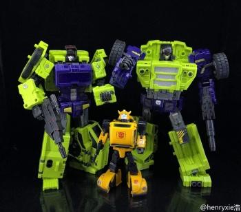 [Toyworld] Produit Tiers - Jouet TW-C Constructor aka Devastator/Dévastateur (Version vert G1 et jaune G2) - Page 7 Y7NBVBiW