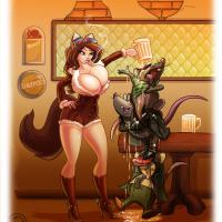 Art by Zaftig Bunny Press (ZaftigBunnyPress)