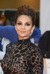 Alesha Dixon - 2015 Pride of Britain Awards @ The Grosvenor House Hotel in London - 09/28/15