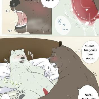 Agree polar bear hentai something is