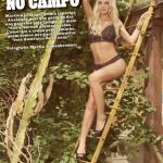 Gatas QB - Martina Otzinger Frontal Mag (Revista Frontal) Março 2014