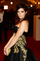 Ashley Greene - 2013 Met Gala in NYC 5/6/13