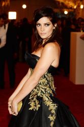 Ashley Greene - 2013 Met Gala in NYC 5/6/13