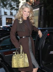 Christie Brinkley - out in NYC 11/13/13