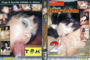 Scharfe Teeny-Action 23