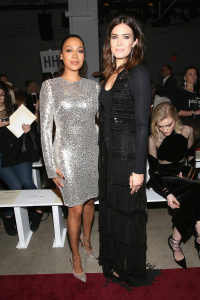 Mandy Moore - Naeem Khan Collection, New York Fashion Week - February 14th 2017