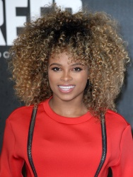 Fleur East - Creed European Premiere @ Empire Leicester Square in London - 01/12/16