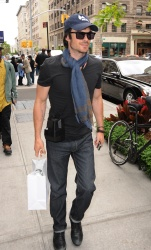 Ian Somerhalder - Out and About in New York City 2012.05.07 - 5xHQ Xxyr3g2J